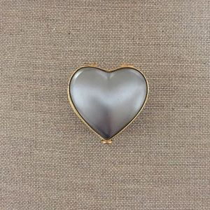 Tiffany & Co. Heart Limoges France Trinket Box